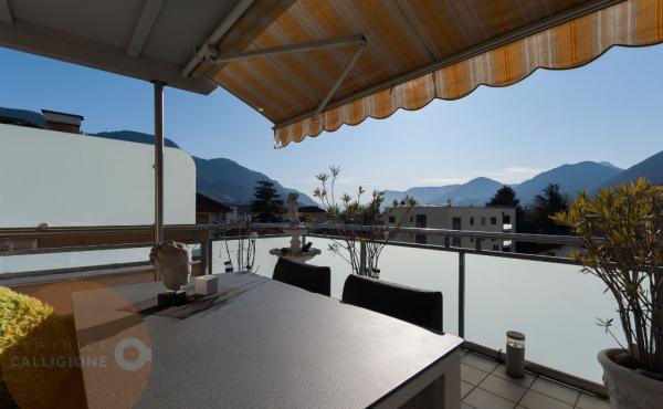 1c Attico con terrazza Merano - outdoor