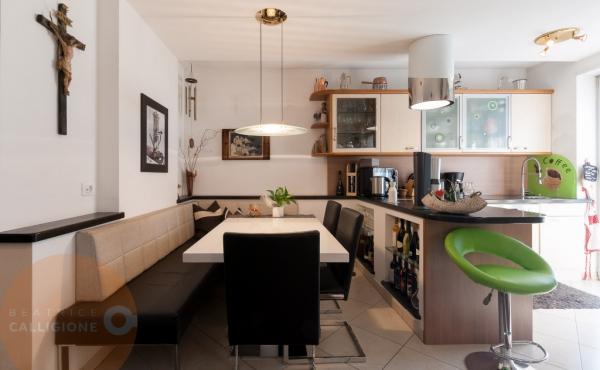 2a Attico con terrazzo Merano- cucina