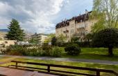 Quadrilocale via Hofer - parco condominiale - Beatrice Calligione